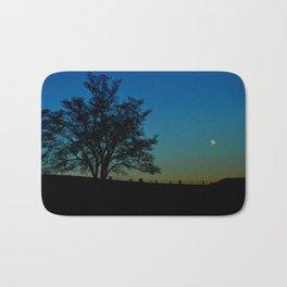 Moon Over McCormick Bath Mat