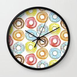 Urban Sweets Wall Clock