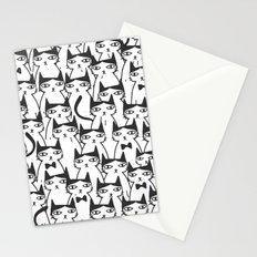 Cats #society6 Decor #buyart Stationery Cards