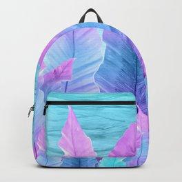Underwater Leaves Vibes #1 #decor #art #society6 Backpack