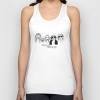 cactei Tank Tops featuring Sticky Fingers  by ☿ cactei ☿