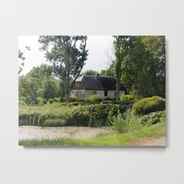 Countryside Idyll Metal Print
