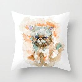 CAT#11 Throw Pillow