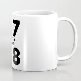 1738 Fetty Wap Coffee Mug