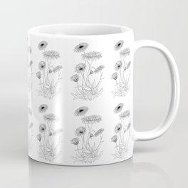 Calendula Flowers Coffee Mug