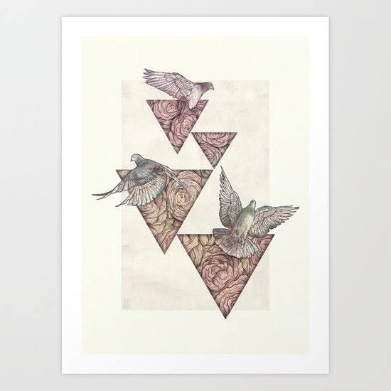 Nature Perfection Art Print
