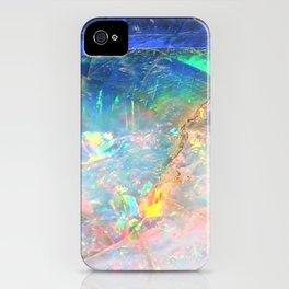 Ocean Opal iPhone Case