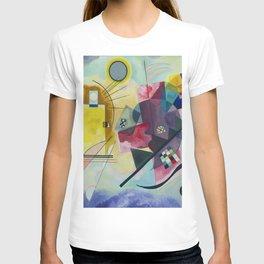 Wassily Kandinsky Geometric Composition T-shirt