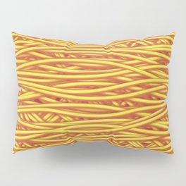 Just Spaghetti Pillow Sham