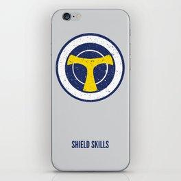 Taskmaster - Shield Skills iPhone Skin