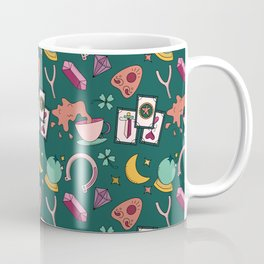 Fortune Telling for Good Luck Coffee Mug