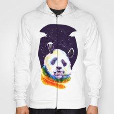Panda Technicolor Hoody