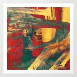 Boi de Piranha Art Print