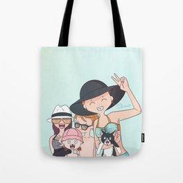 Summer's Fever Tote Bag