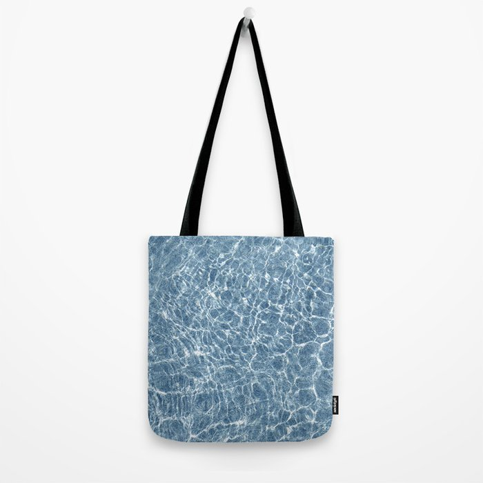Water Surface Tote Bag