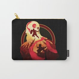 Kratos and Boy Carry-All Pouch