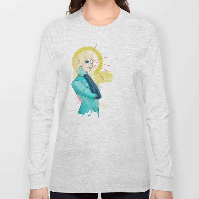 (Sam)us Aran Paulsen Long Sleeve T-shirt