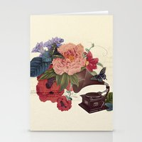 flora Stationery Cards featuring FLORA by Pepper / Shop