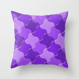 Geometrix LVI Throw Pillow