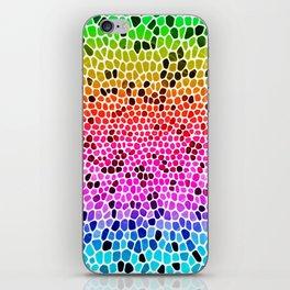 THINK RAINBOW iPhone Skin