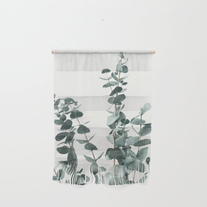 Eucalyptus Leaves Wall Hanging