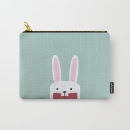 Jawdrop Bunny Carry-All Pouch