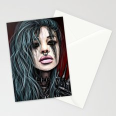Warmonger Stationery Cards