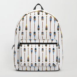 Painted Oars Backpack