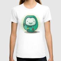 bmo T-shirts featuring Daruma: BMO by Monstruonauta