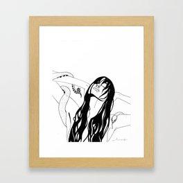 La Mojada Framed Art Print