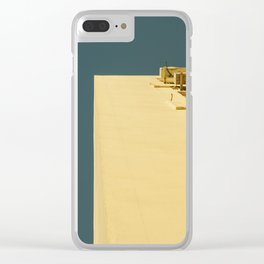 Summer has come and the air is on! Clear iPhone Case