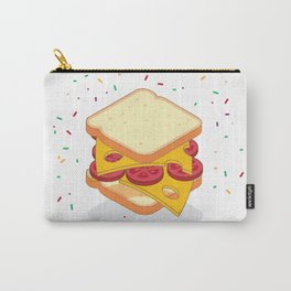 sandwich illustration Carry-All Pouch
