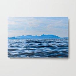Arran View • Scottish Landscape Photography Prints Metal Print