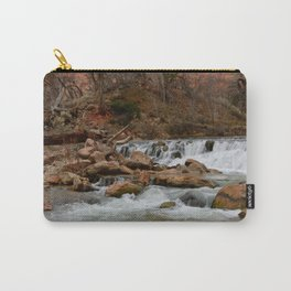 Virgin_River Falls 0898 - Zion Court Carry-All Pouch