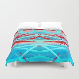 The Olympiad - early Olympics Duvet Cover