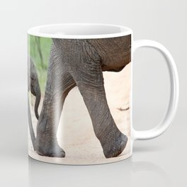 Mom and me - Africa wildlife Coffee Mug