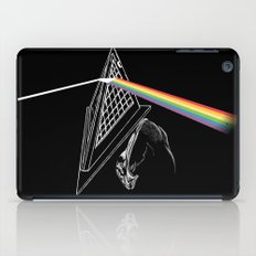 Dark Side of the Hill iPad Case