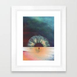 I am dawn Framed Art Print