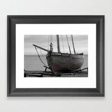 Her Ladyship Irene Framed Art Print