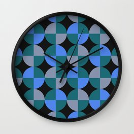 NeonBlu Squares Wall Clock