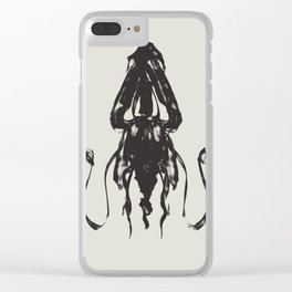 Squid Clear iPhone Case