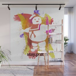 stay.puft.inc Wall Mural
