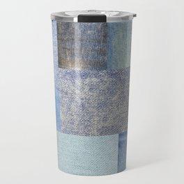 Beautiful Patch 4 (Denim) Travel Mug