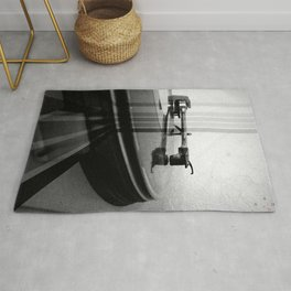 Turntable Retro Rug
