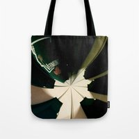 vermont Tote Bags featuring Vermont Keys by Mission85