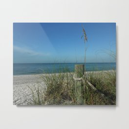 One is the Loneliest Number Metal Print