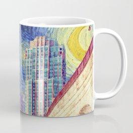 Minneapolis Starry Night Coffee Mug