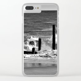 End of Season Clear iPhone Case