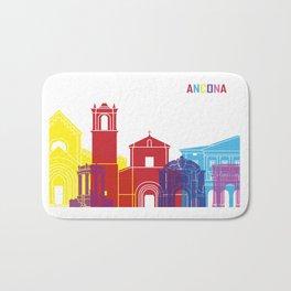 Ancona skyline pop Bath Mat