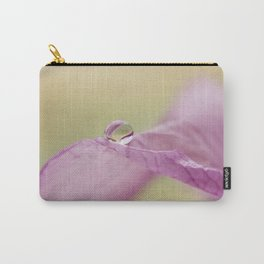 just one droplet Carry-All Pouch